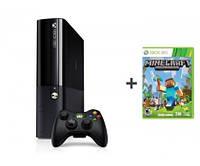 Игровая консоль Microsoft Xbox 360 500GB + Minecraft
