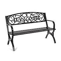 Садовая скамейка Welcome