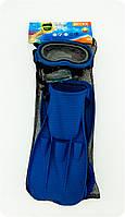 Набор для подводного плавания INTEX (ласты, маска и трубка) - 55952