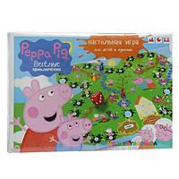 Игра малая настольная Peppa Pig Danko toys 01148