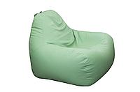 [ Simba H-2234 M Green ] Бескаркасное мягкое кресло-груша зеленый