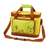Изотермическая сумка Time Eco TE-3015SX 15 л, охолодження, 31 х 21 х 24 см, зелений