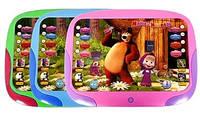 Интерактивный 3D планшет Маша и Медведь развивающая игрушка