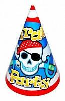 Колпачок Пиратская Вечеринка 15см