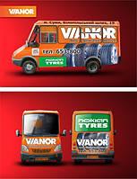 Реклама на маршрутках (маршрутных такси)