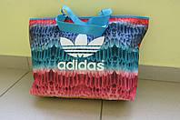 Сумка женская Adidas (19946) радуга код 0347А