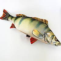 Игрушка антистресс рыба окунь большая