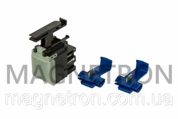 Кнопка сетевая для вертикальной стиральной машины Bosch T85 481227618541, фото 2
