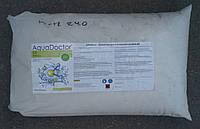 Химия для бассейна AquaDoctor pH Minus | средство для уменьшения уровня pH в гранулах (25 кг)