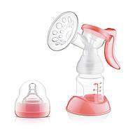 Молокоотсасиватель молоковідсмоктувач аналог Авент+пляшка 150 мл