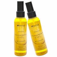 Спрей для блиска волосся Glamorous Oil Shine Spray 150мл. INDOLA