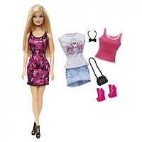 Набор одежды для куклы Барби Модное платье