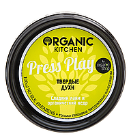 "Духи твердые ""Press Play"" Kitchen Organic shop, 100 мл"