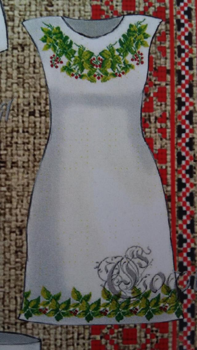 Вышивка для платья 23