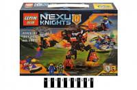 """Конструктор аналог Lego Нексо найтс """"NEXO KNIGHTS""""  Лавинный разрушитель"""