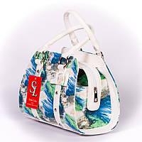 Цветная модная сумочка небольшая лаковая женская
