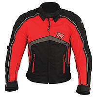 Мотокуртка текстильная Atrox NF-7111 Red/Black, M