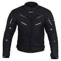 Мотокуртка текстильная Atrox NF-7163 Black, M