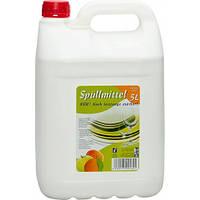 Средство для мытья посуды Spulmittel (апельсин-яблоко) 5 л
