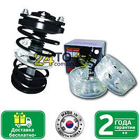 Автобаферы на Land Rover Discovery 3 (2004-2009), Комплект на ось, (TTC, Корея), (Ленд Ровер Дискавери 3)