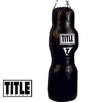 Боксерский мешок-манекен для ММА TITLE Grappling Dummy Heavy Bag