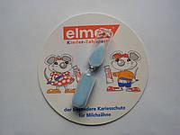 Песочные часики для чистки зубов Elmex