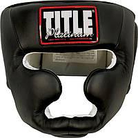 Шлем защитный TITLE Platinum Full Face Headgear