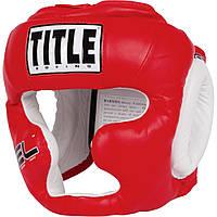 Шлем защитный TITLE GEL World
