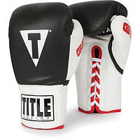 Перчатки для бокса TITLE Gel Official Pro Fight Gloves