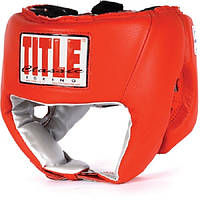 Детский боксерский шлем TITLE Classic Amateur Competition