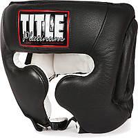 Шлем защитный TITLE Platinum Training Headgear