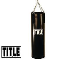 Боксерский водяной мешок TITLE Classic Water Heavy Bag