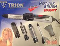 Фен с насадками для укладки волос Trion tr-346
