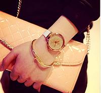 Часы женские наручные белые Аidiman