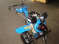 Мотоблок дизельный с воздушным охлаждением Zirka GT76DE