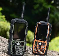 Мобильный телефон Land Rover A12 Discovery 2 sim + рация противоударный CDMA+GSM/GSM+GSM