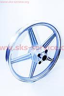 Диск колесный задний литой 18Х1,6 (под сайлентблоки)