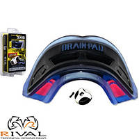Капа двойная RIVAL Brain Pad 3XS Mouthguard