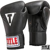 Снарядные перчатки TITLE Classic Leather Super Bag Gloves