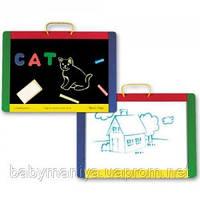 Детская Магнитная доска - Доска для рисования Melissa & Doug