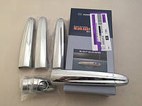 Накладка ручки двери (хром) Ssang Yong Korando New 2010-