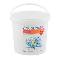 Средство для обеззараживания воды AquaDOCTOR C 60Т, 5кг, 50кг (шоковый хлор в таблетках по 20г)