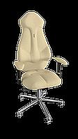 Ортопедическое Офисное Кресло «Imperial» Kulik System КРЕМОВЫЙ