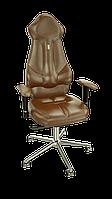 Ортопедическое Офисное Кресло «Imperial» Kulik System КОРИЧНЕВЫЙ