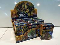 Конструктор копия Лего NEXO Soldiers 79234 (6 видов), 6+, пластик, блок из 12-ти штук