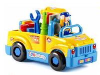 Детская музыкальная машинка с инструментами 789