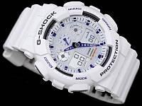 Часы наручные CASIO G-SHOCK GA 100, касио джишок