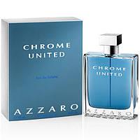 Azzaro Chrome United 100 ml  . Турция!