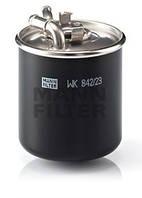 MAHLE Фильтр топливный MERCEDES Sprinter 2.2-3.0CDI (+отв. датчика воды)