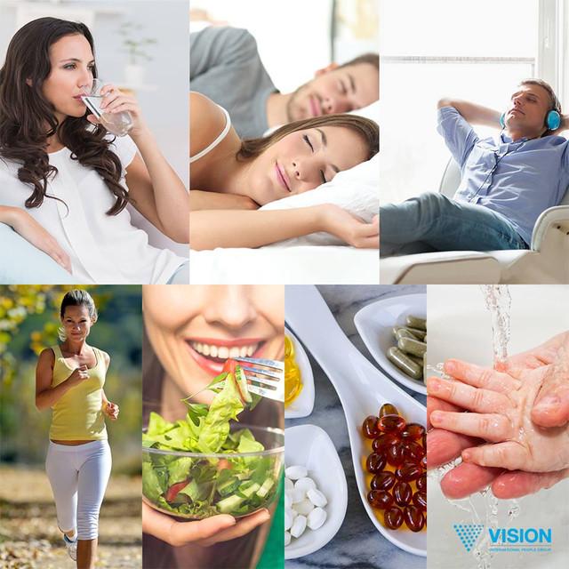 Программы оздоровления Vision - Акции и Скидки